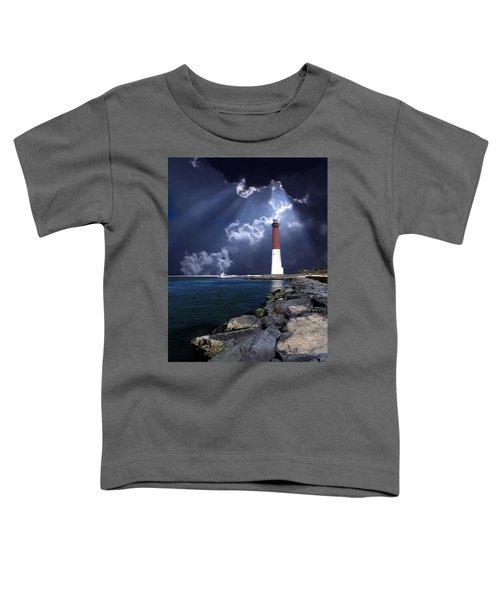 Barnegat Inlet Lighthouse Nj Toddler T-Shirt