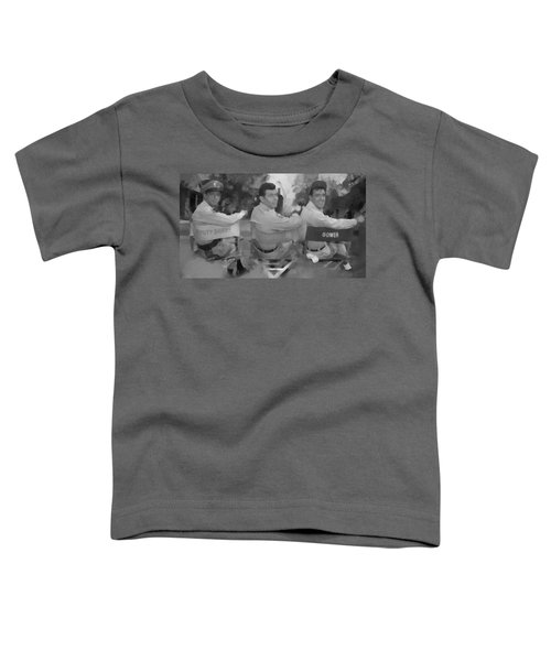 Barney Andy And Gomer Toddler T-Shirt