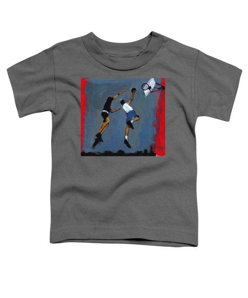 Basketball Players Toddler T-Shirt