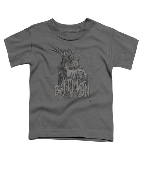 Batman - Scary Right Hand Toddler T-Shirt