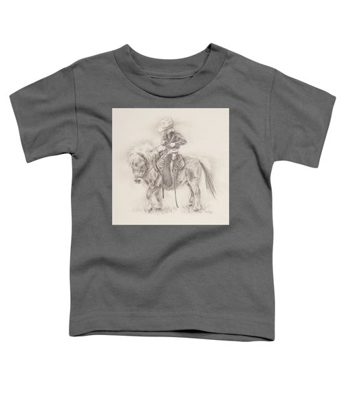 Battle Of Wills Toddler T-Shirt