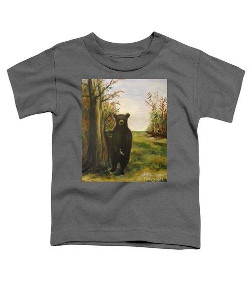 Bear Necessity Toddler T-Shirt