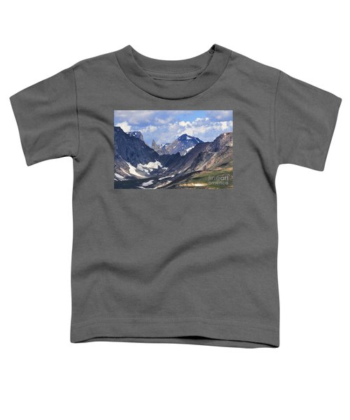 Beartooth Mountain Toddler T-Shirt