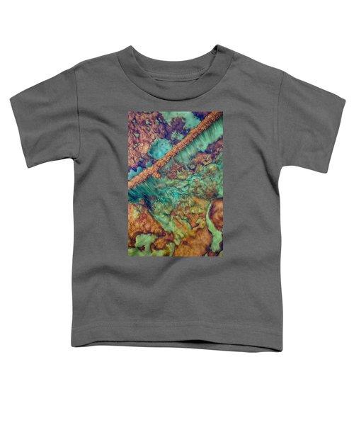 Beautiful Rebar Hot Springs Toddler T-Shirt