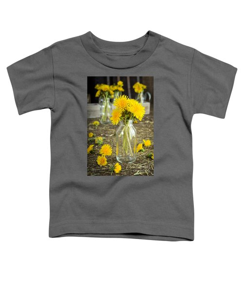Beauty Among The Weeds Toddler T-Shirt