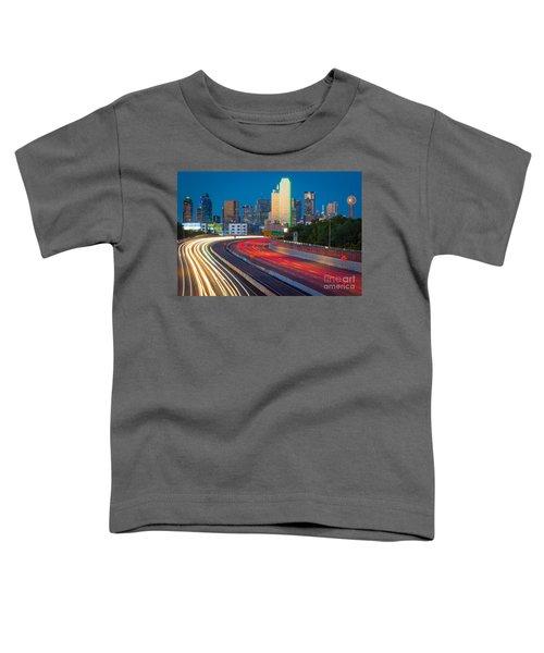 Beckoning Lights Toddler T-Shirt
