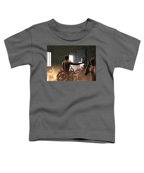 Becoming Disturbed Toddler T-Shirt