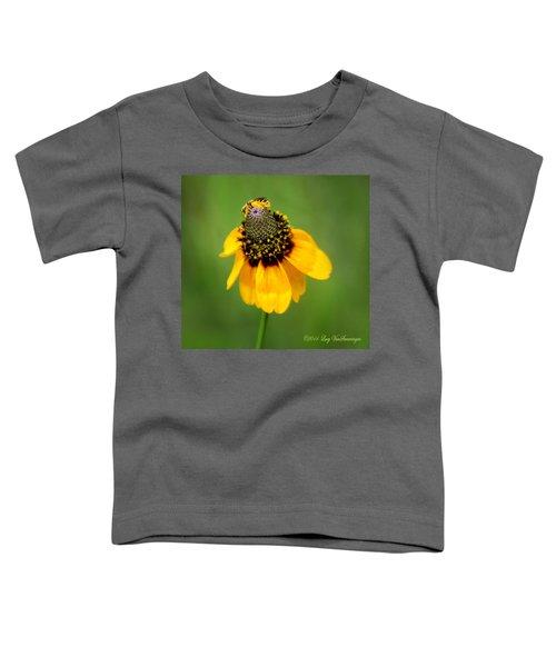 Bee My Coneflower Toddler T-Shirt