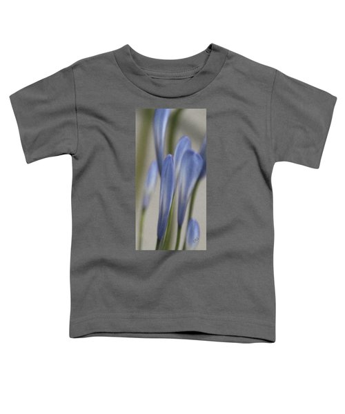 Before - Lily Of The Nile Toddler T-Shirt