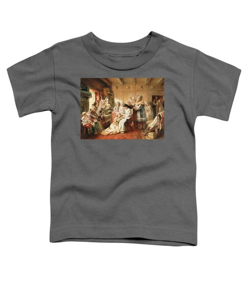 Before The Wedding, 1890 Oil On Canvas Toddler T-Shirt