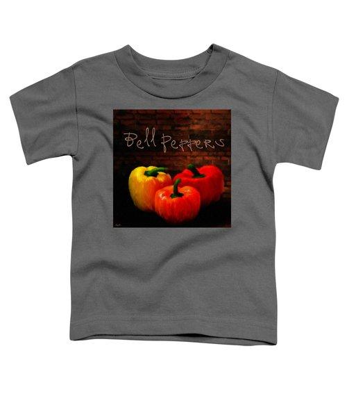 Bell Peppers II Toddler T-Shirt