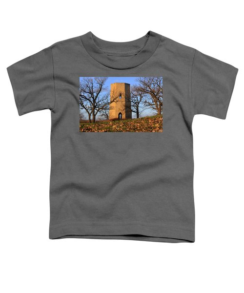 Beloit Historic Water Tower Toddler T-Shirt