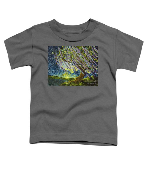 Beneath The Willow Toddler T-Shirt