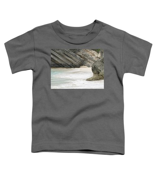 Bermuda Beach Toddler T-Shirt