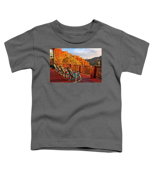 Best View In Town  Toddler T-Shirt