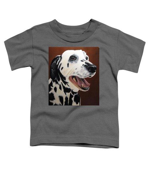 Bianca Rob's Dalmatian Toddler T-Shirt