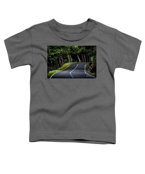 Big  Road Toddler T-Shirt