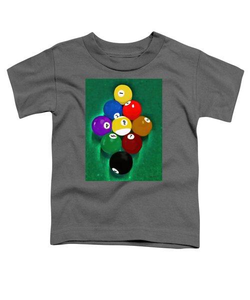 Billiards Art - Your Break 1 Toddler T-Shirt
