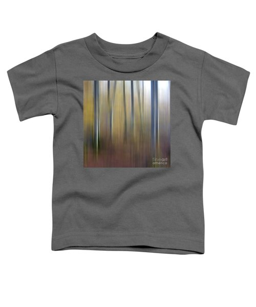 Birch Trees. Abstract. Blurred Toddler T-Shirt
