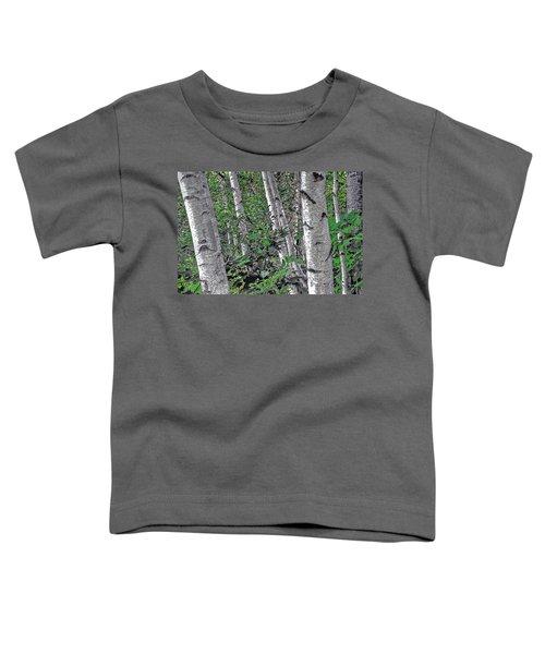 Birches Toddler T-Shirt
