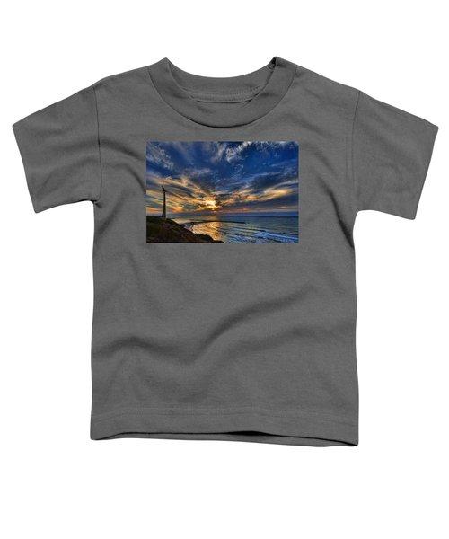 Birdy Bird At Hilton Beach Toddler T-Shirt