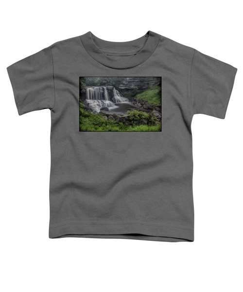 Blackwater Watercolor Toddler T-Shirt