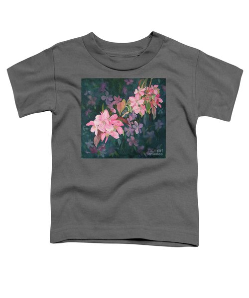 Blossoms For Sally Toddler T-Shirt