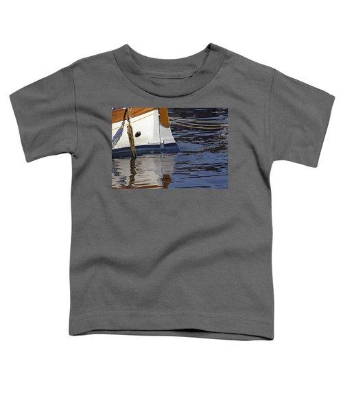 Blue Rudder Toddler T-Shirt