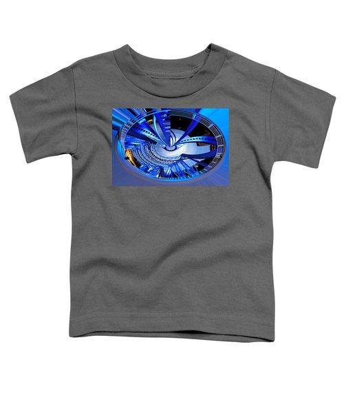 Blue Steel Toddler T-Shirt