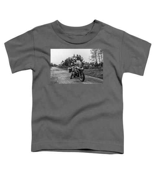 Bmw R 1200 Gs Toddler T-Shirt