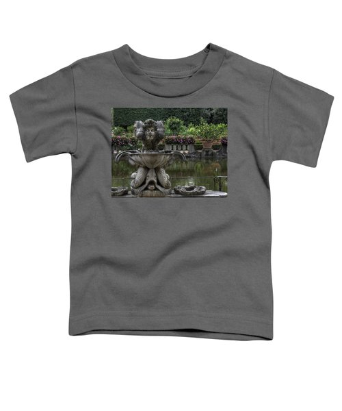 Boboli Fountain Toddler T-Shirt