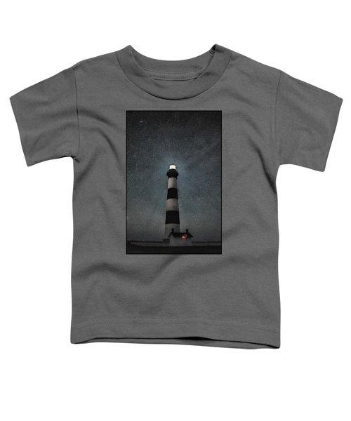 Bodie Island Light Midnight Toddler T-Shirt