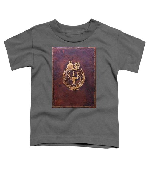 Book Cover Toddler T-Shirt