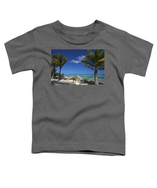 Breezy Island Life Toddler T-Shirt