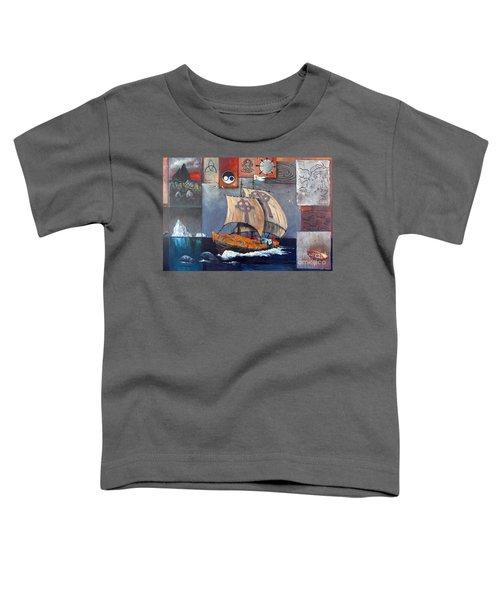 Brendan Voyage Toddler T-Shirt