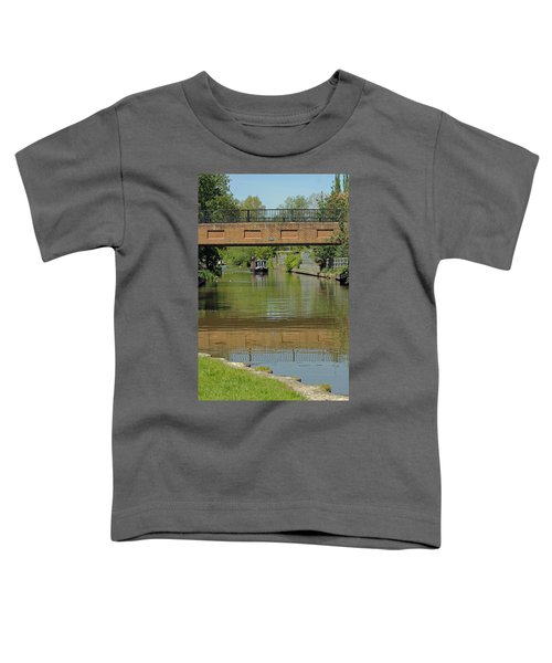 Bridge 238b Oxford Canal Toddler T-Shirt