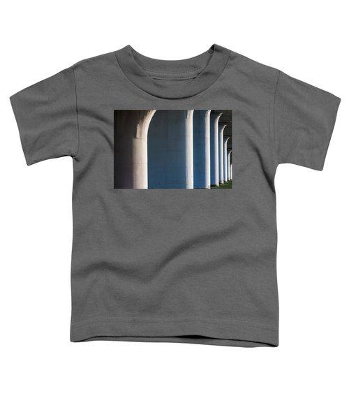 Bridge Patterns 1 Toddler T-Shirt