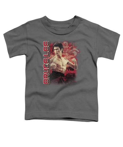 Bruce Lee - Fury Toddler T-Shirt