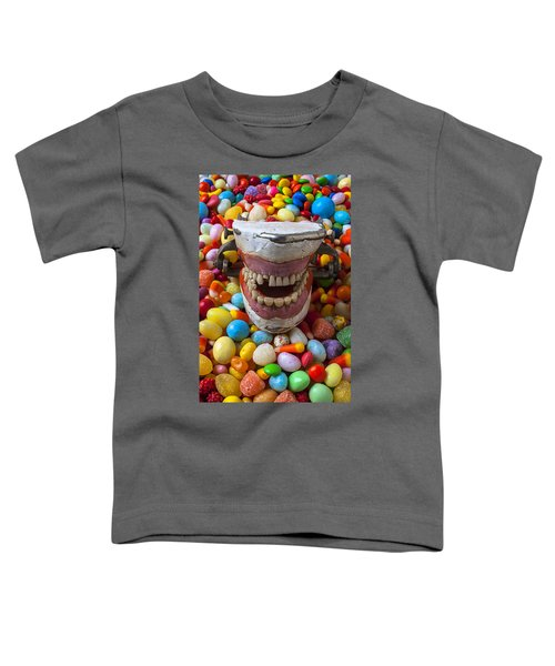 Brush Your Teeth Toddler T-Shirt