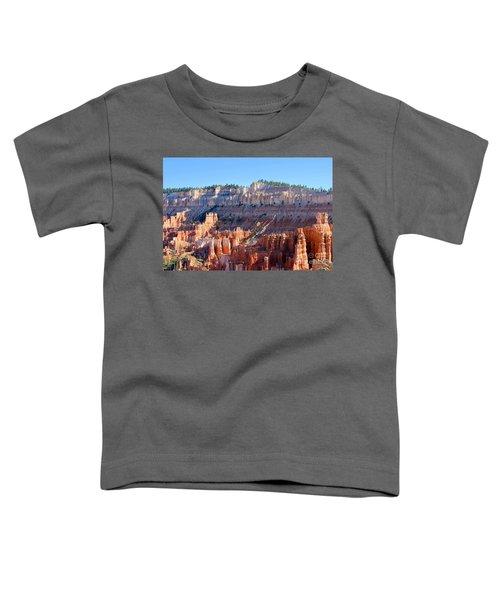 Bryce Amphitheater Toddler T-Shirt