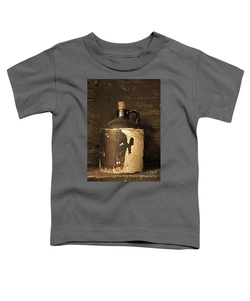 Buddy Bear Moonshine Jug Toddler T-Shirt
