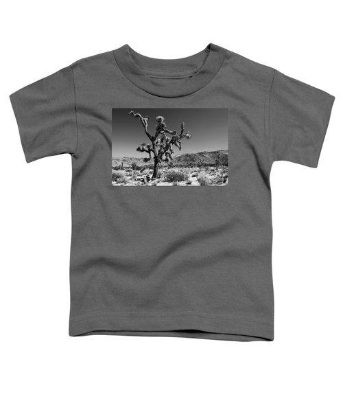Bullet The Blue Sky - Joshua Tree N.p Toddler T-Shirt