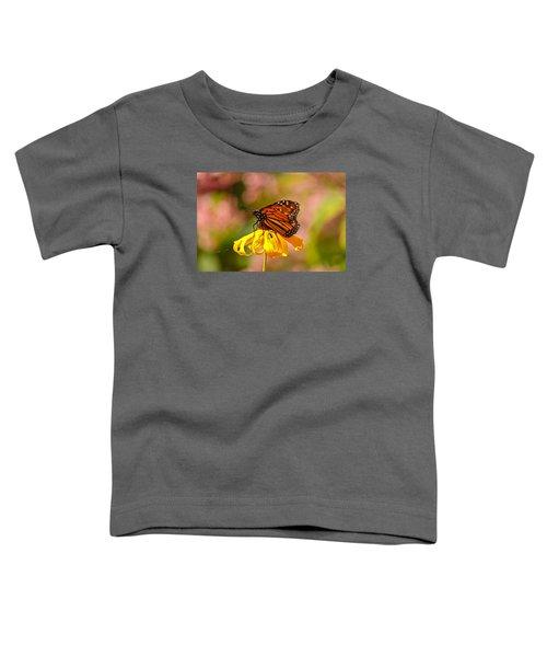 Butterfly Monet Toddler T-Shirt