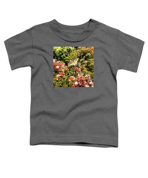 Butterfly...... Open Your Wings And Fly Toddler T-Shirt
