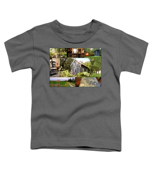 Cabin Toddler T-Shirt