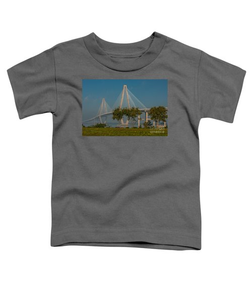 Cable Stayed Bridge Toddler T-Shirt