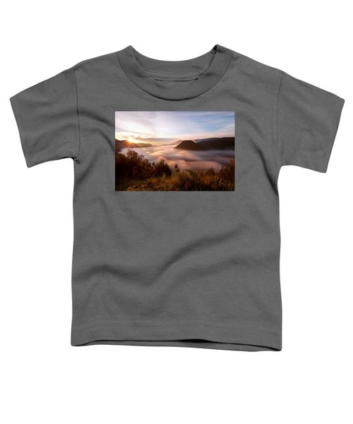 Caldera Sunrise Toddler T-Shirt