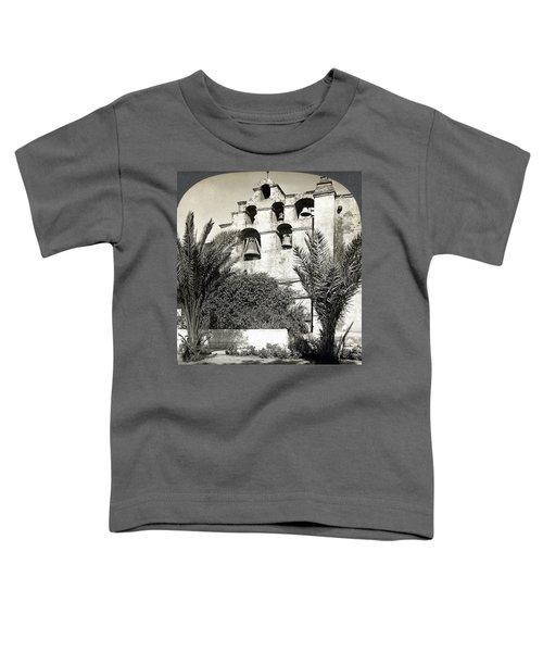 California Mission, C1909 Toddler T-Shirt