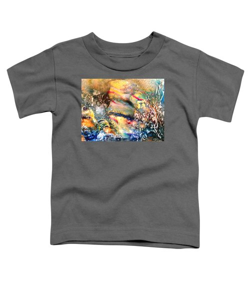 Calm Before The Storm Toddler T-Shirt