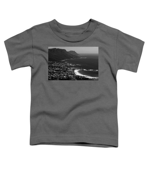 Camps Bay Cape Town Toddler T-Shirt